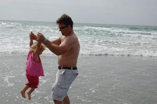Swing-beach